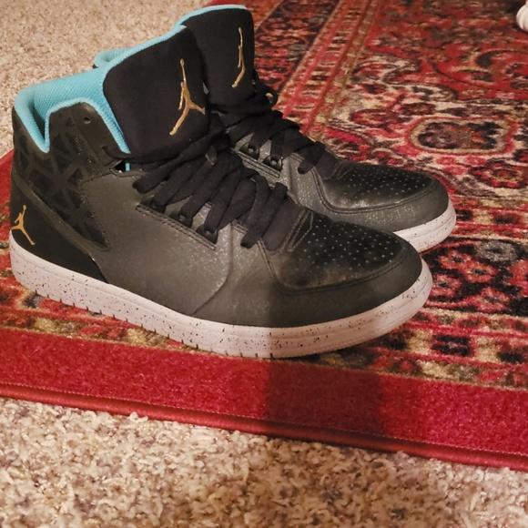 Jordan Shoes   Jordan Xc Turquoise